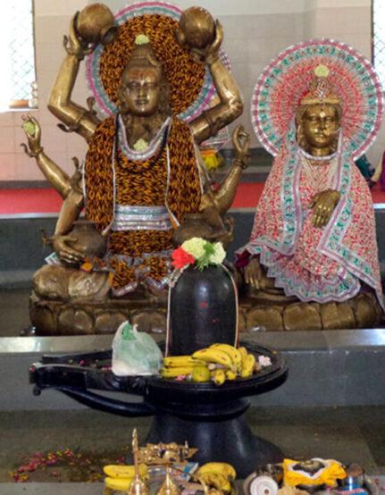 Puja at Maha Mrityunjay Temple